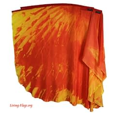 Flexible Quill Flag - D shape Wing