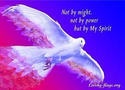 By My Spirit